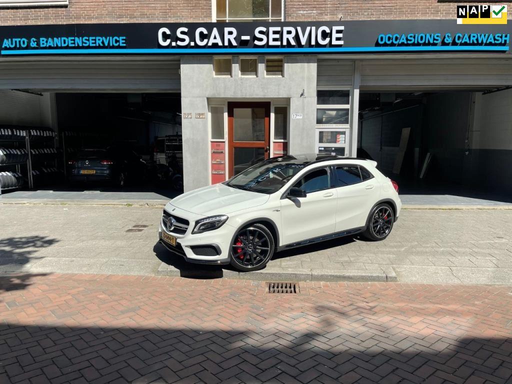 Mercedes-Benz GLA-klasse occasion - CS Car Service