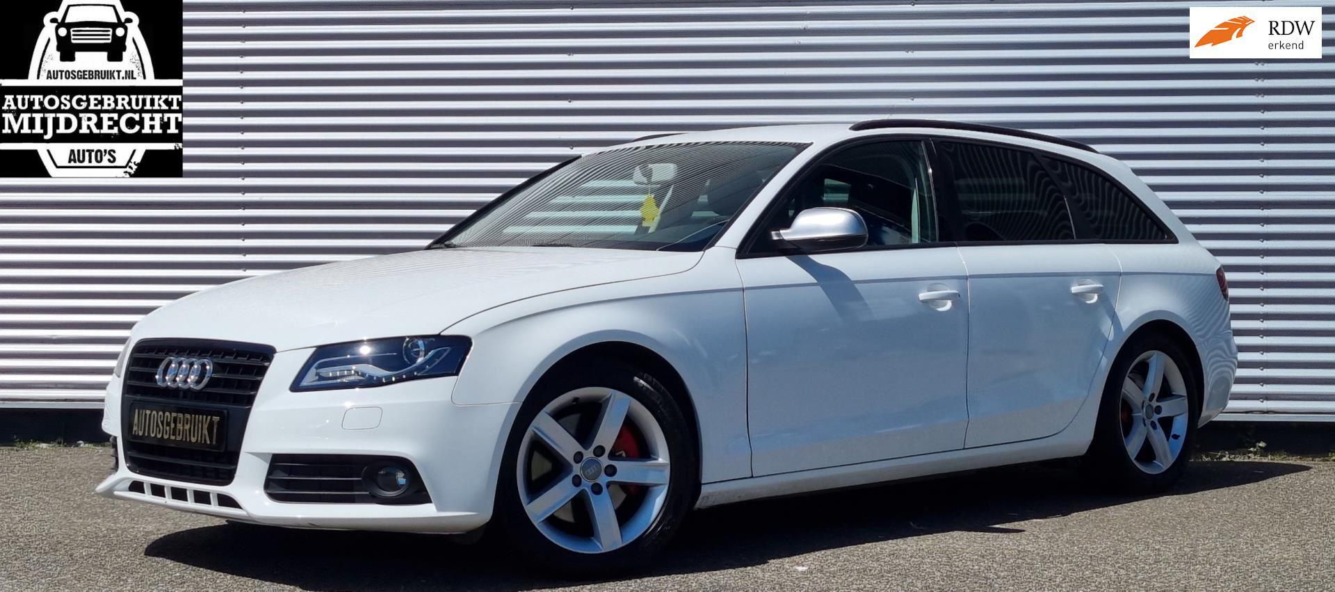 Audi A4 Avant occasion - Autosgebruikt Mijdrecht