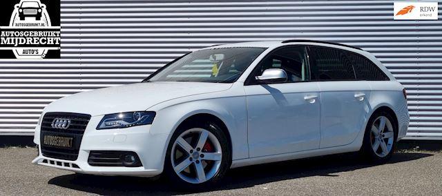 Audi A4 Avant / Automaat / Quattro / Airco climate / PDC / Stoelverwarming / Stuurbediening