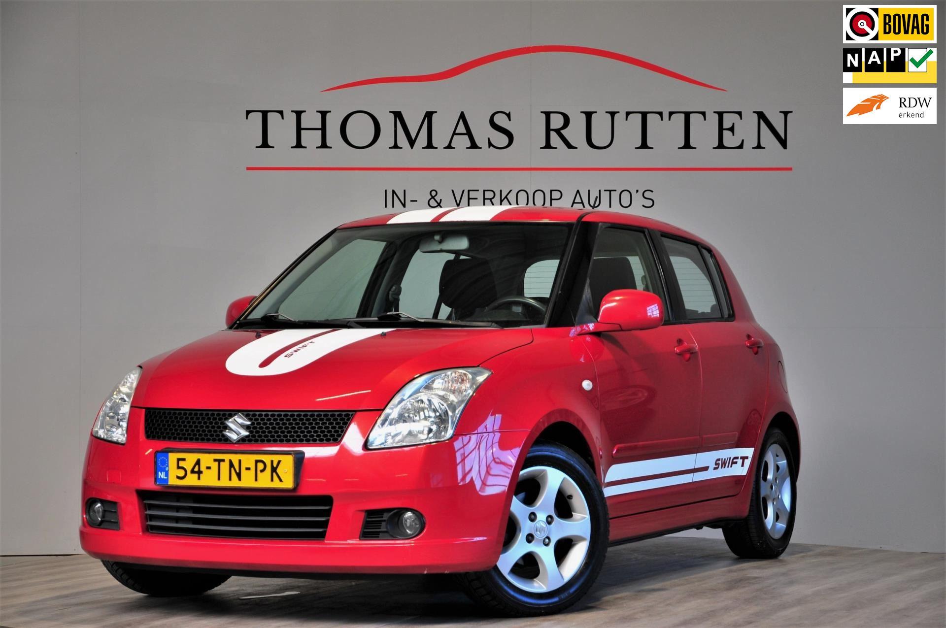 Suzuki Swift occasion - Autobedrijf Thomas Rutten