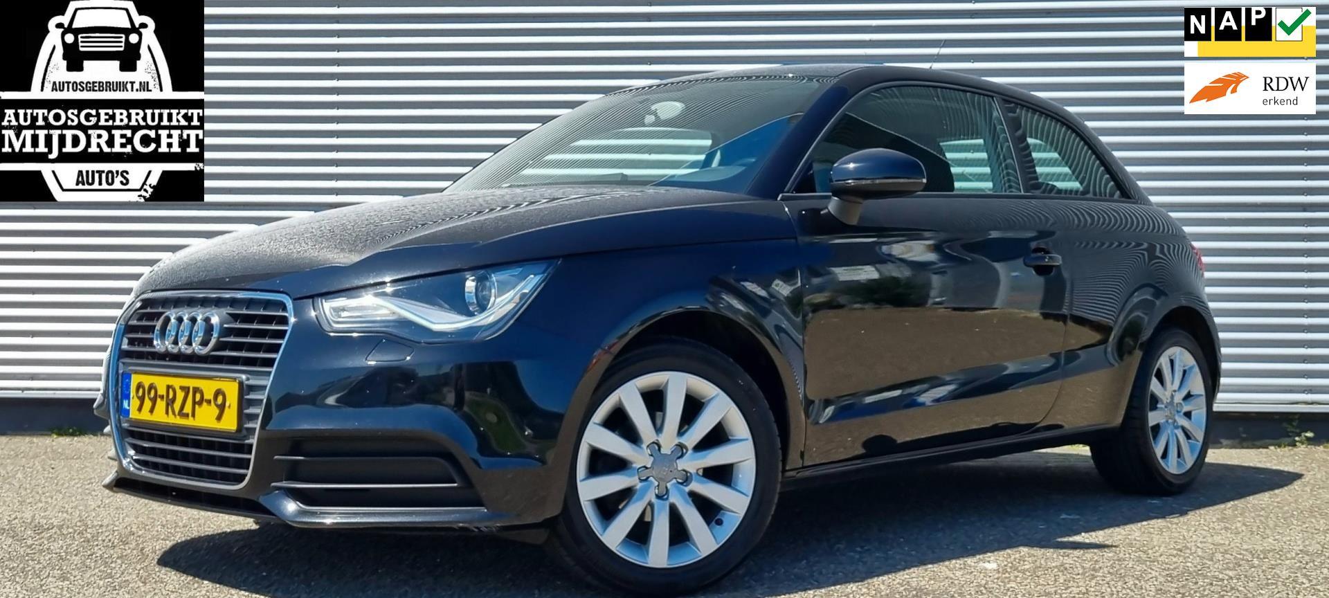 Audi A1 occasion - Autosgebruikt Mijdrecht
