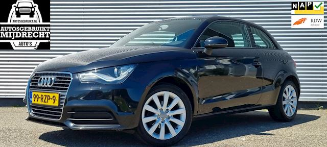 Audi A1  1.2 TFSI Attraction Pro Line Business / Multimedia / 3-deurs / Airco / Cruise / Stuurwielbediening /