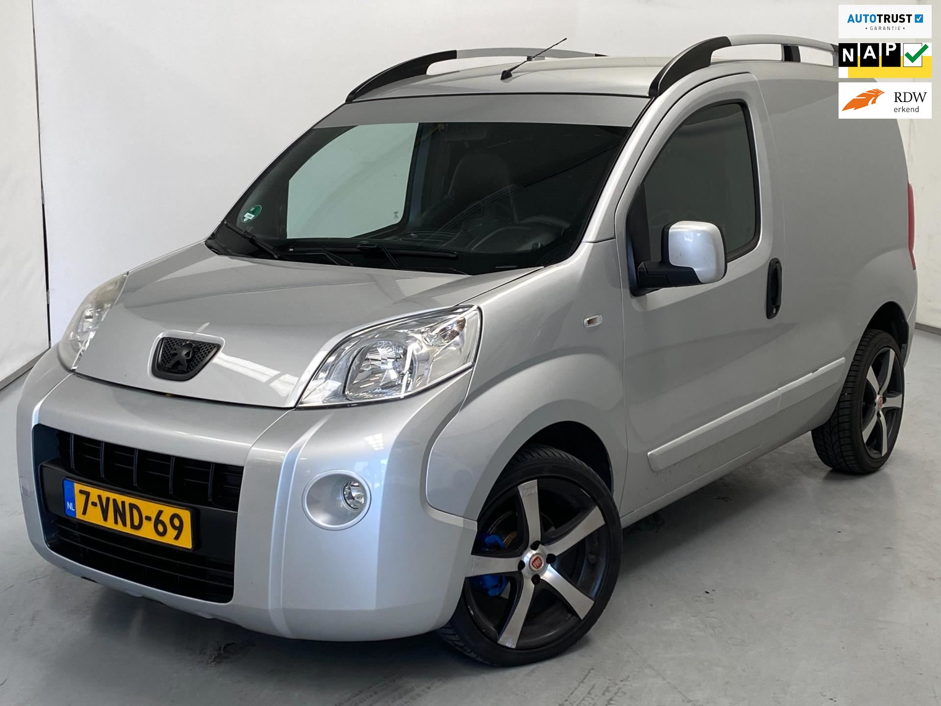 Peugeot Bipper occasion - Van den Brink Auto's
