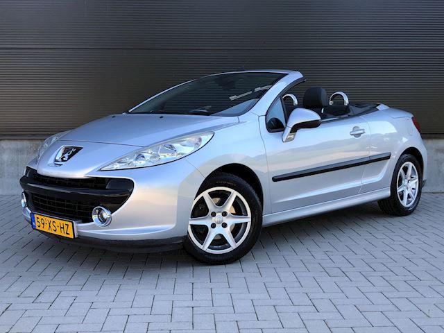Peugeot 207 CC 1.6 VTi 120PK Leder NL-auto 133dkm