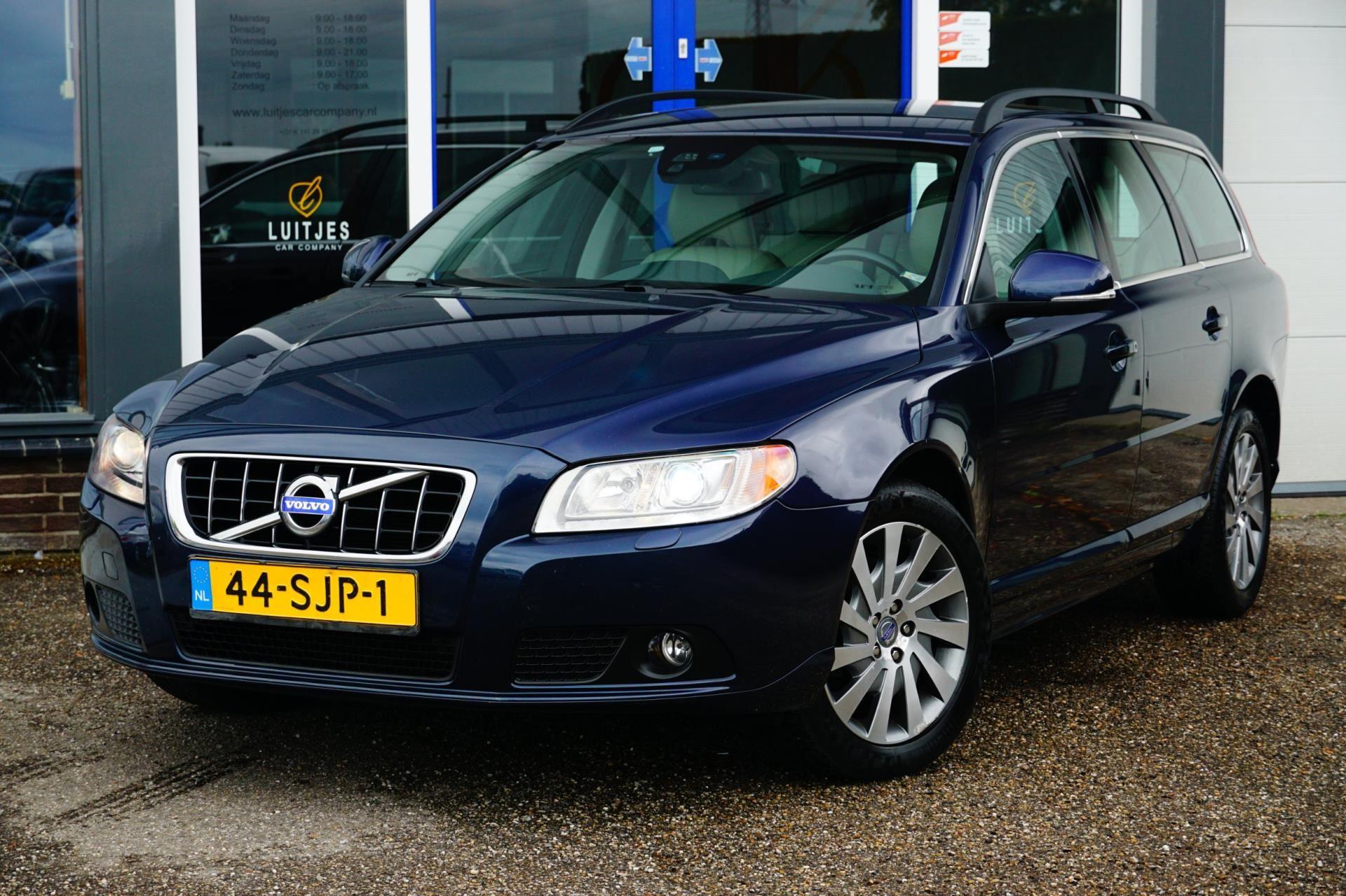 Volvo V70 occasion - Luitjes Car Company