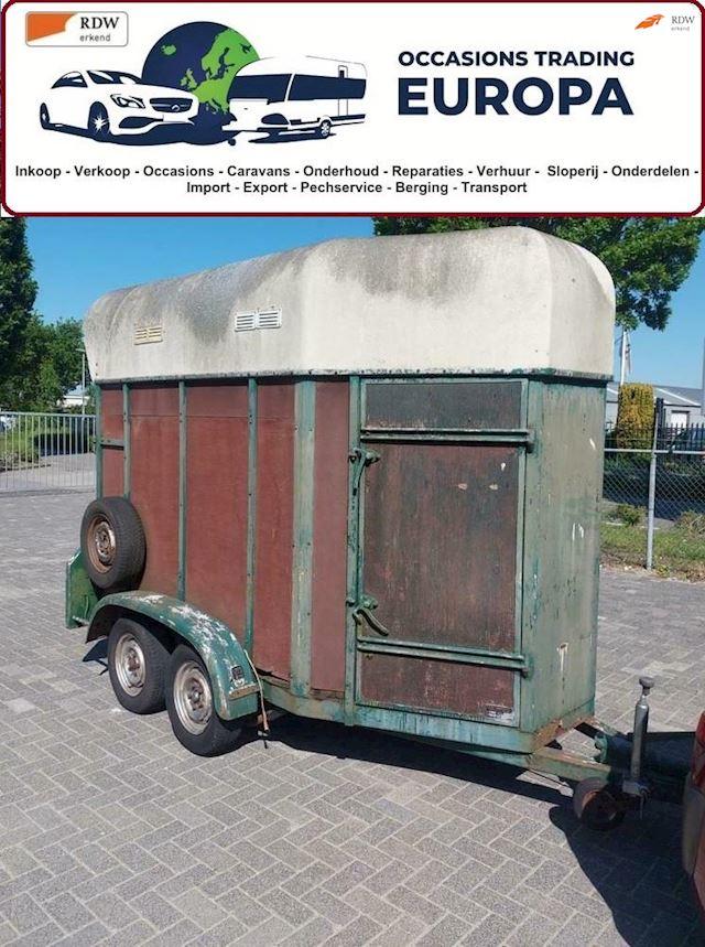berko A6A6A2 occasion - Caravanhandel Brabant - Sprundel