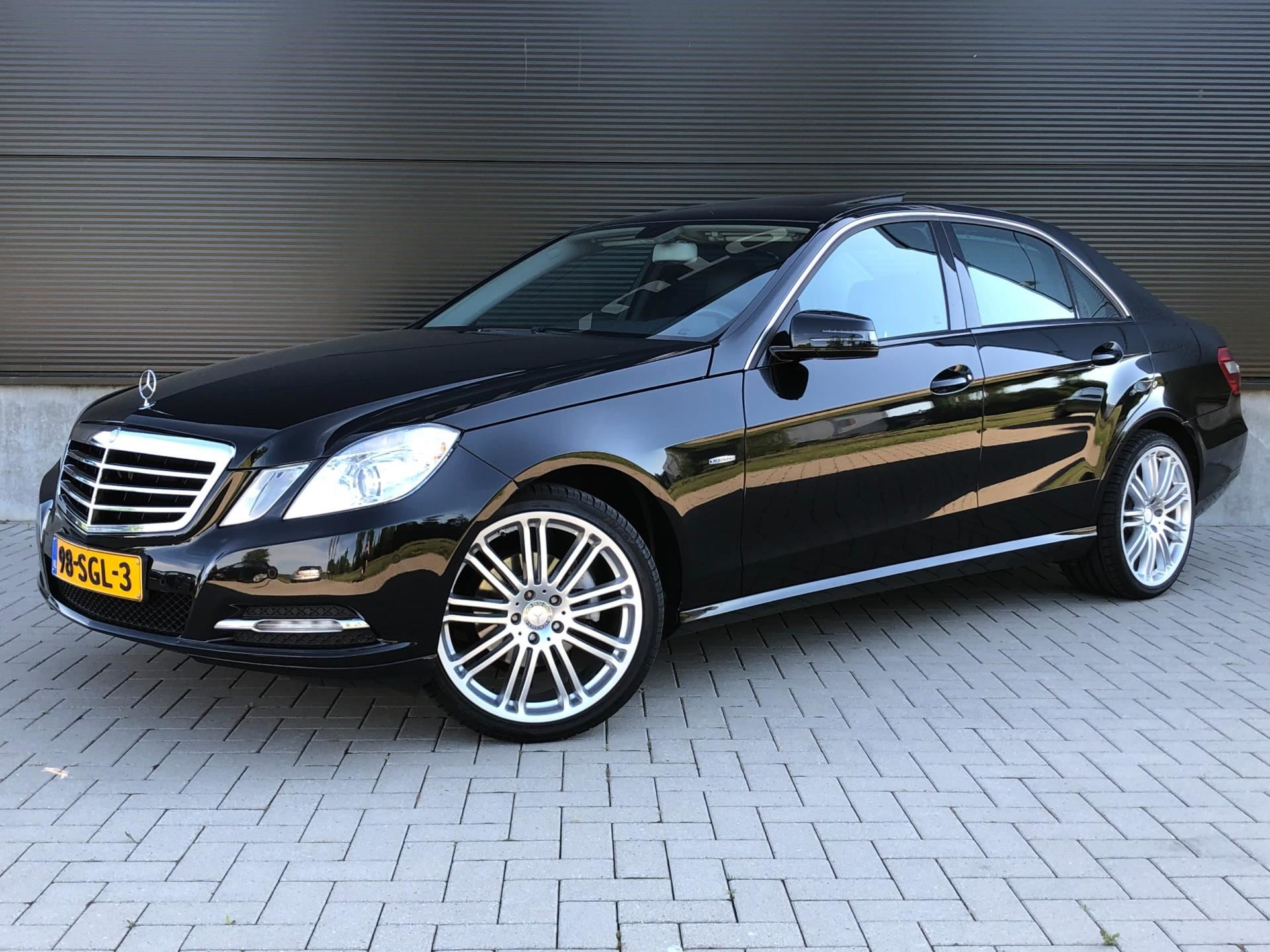 Mercedes-Benz E-klasse occasion - Auto Franken