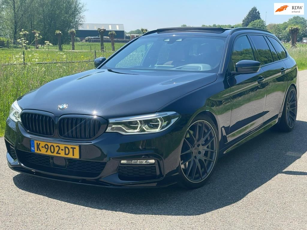 BMW 5-serie Touring occasion - Lakerveld Auto's