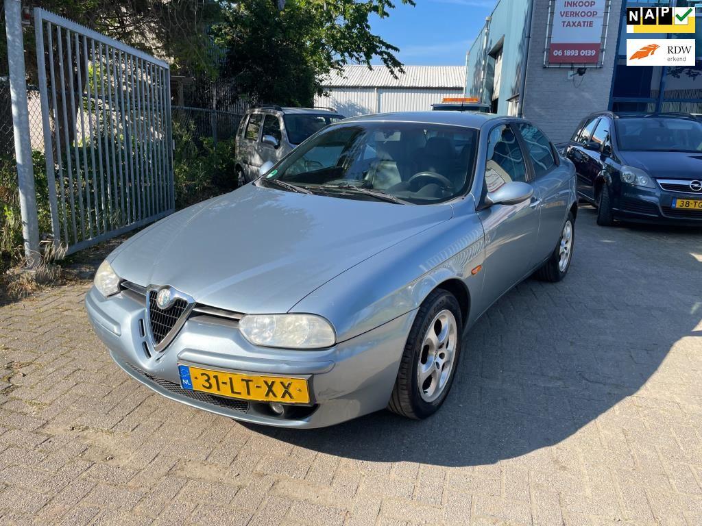 Alfa Romeo 156 occasion - Hans van den Heuvel Auto´s