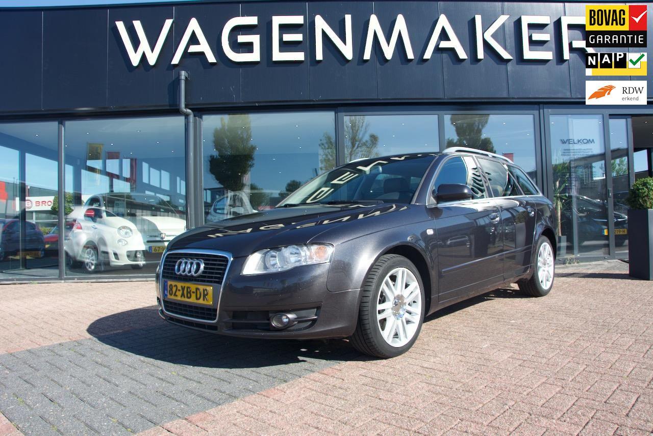 Audi A4 Avant occasion - Wagenmaker Auto's