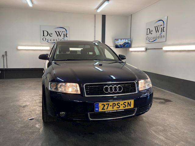 Audi A4 Avant 2.4 AUTOMAAT. MOOIE  COMPLETE YOUNGTIMER  incl. NWE APK/GARANTIE!!