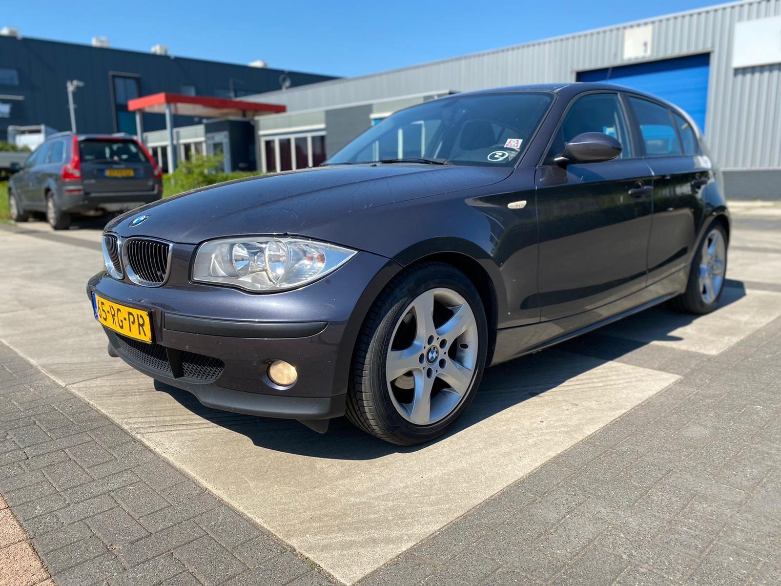 BMW 1-serie occasion - A2 Auto's