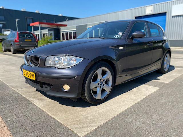 BMW 1-serie 118D 5-DRS *AIRCO/6-BAK/NAP*