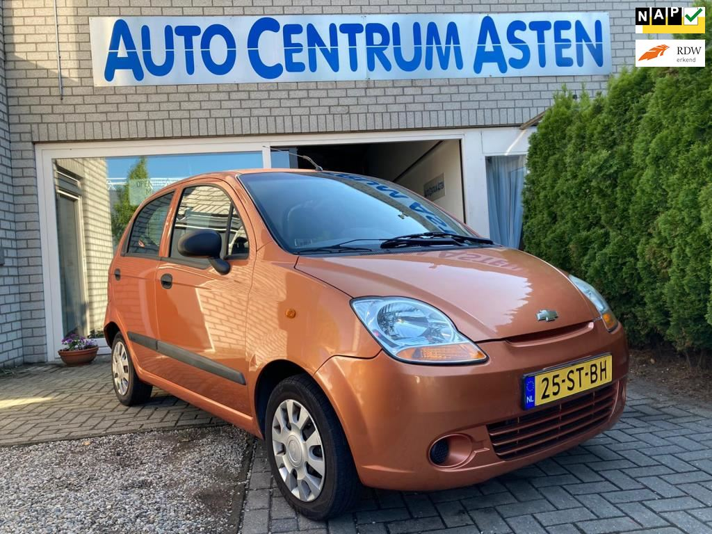 Chevrolet Matiz occasion - Auto Centrum Asten