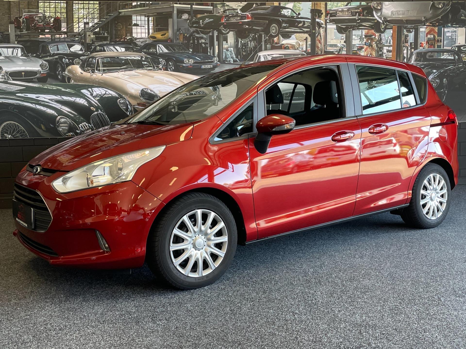 Ford B-Max occasion - Autohuis Poeldijk