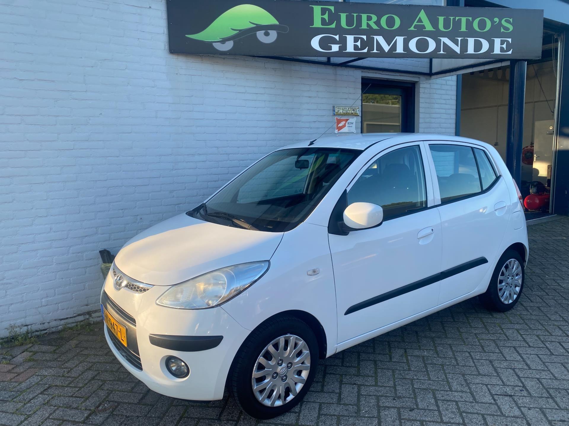 Hyundai I10 occasion - Euro Auto's Gemonde