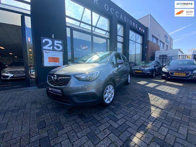 Opel Crossland X 1.2 Turbo Edition APPLE/ANDROID NAVI CRUISE STOELVERWARMING STUURVERWARMING CLIMATE 3/12M GARANTIE