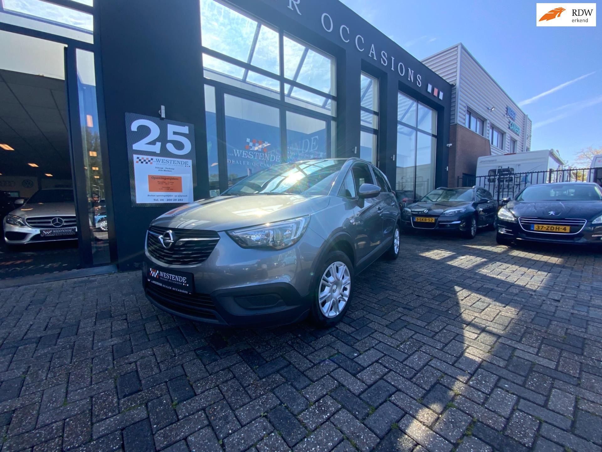 Opel Crossland X occasion - Van Westende Dealeroccasions