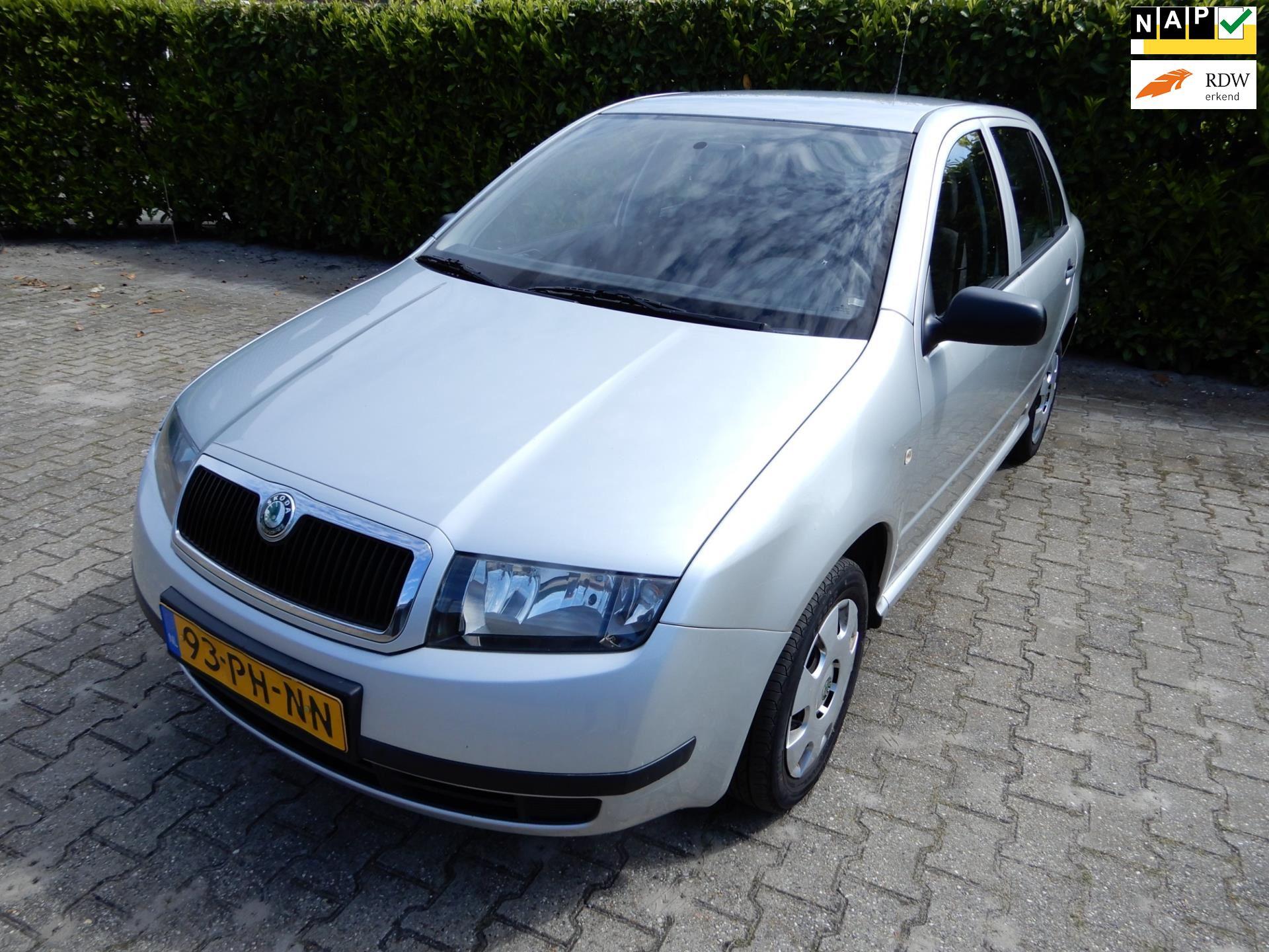 Skoda Fabia occasion - Autobedrijf Nieuwbroek