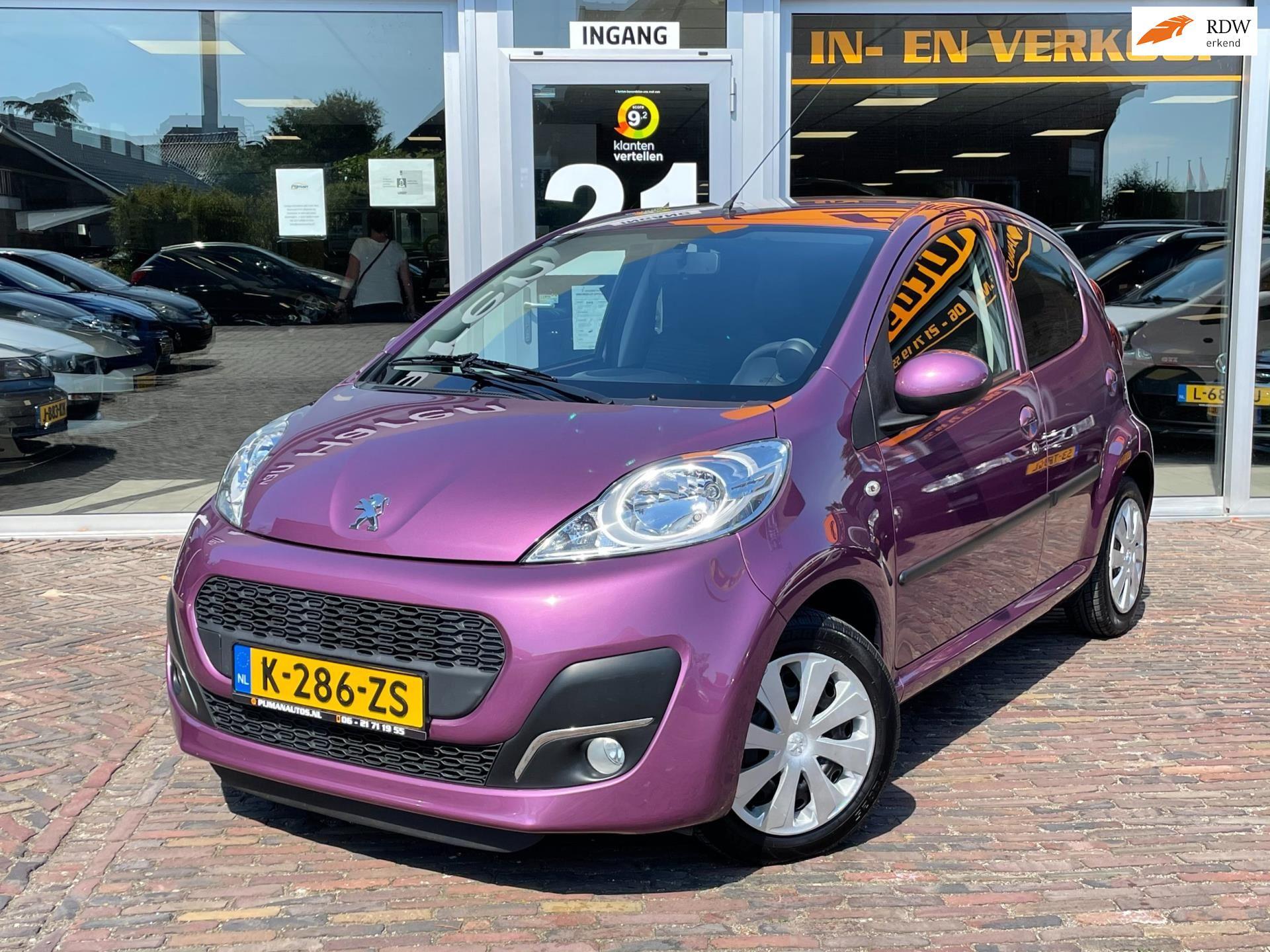 Peugeot 107 occasion - Pijman Auto's