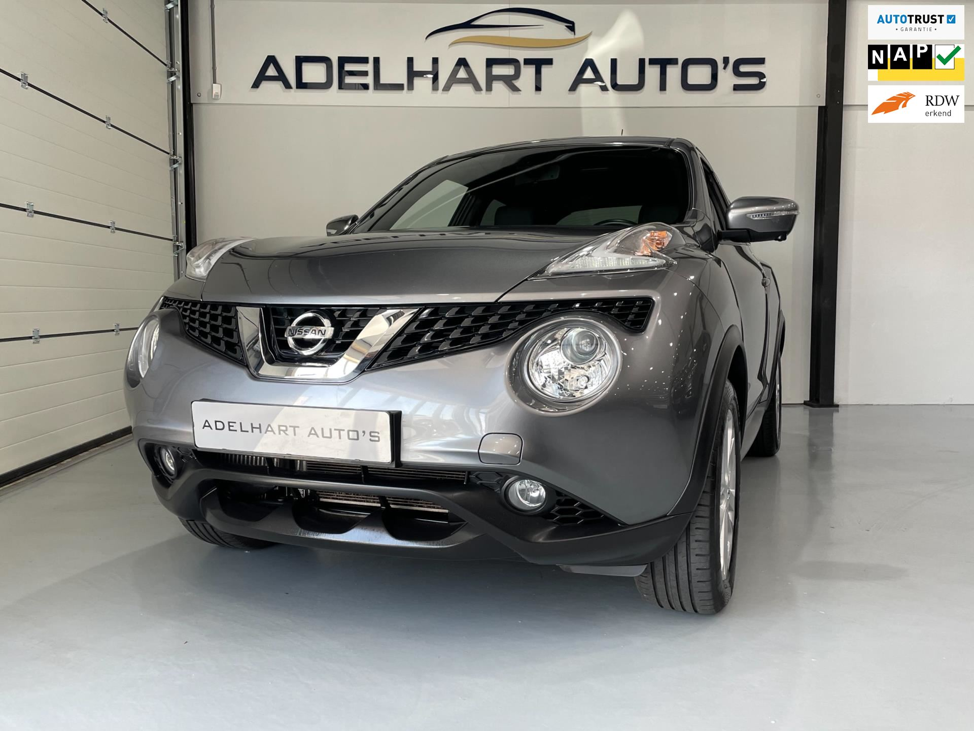 Nissan Juke occasion - Adelhart Autos