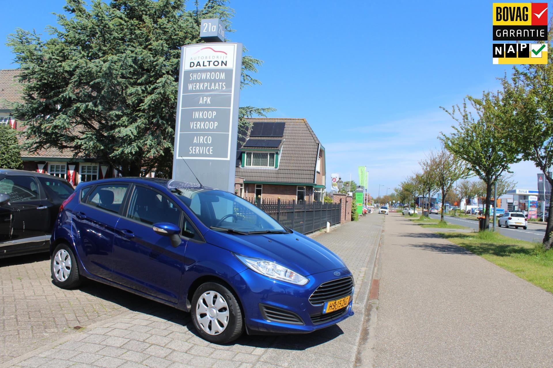 Ford Fiesta occasion - Autobedrijf Dalton