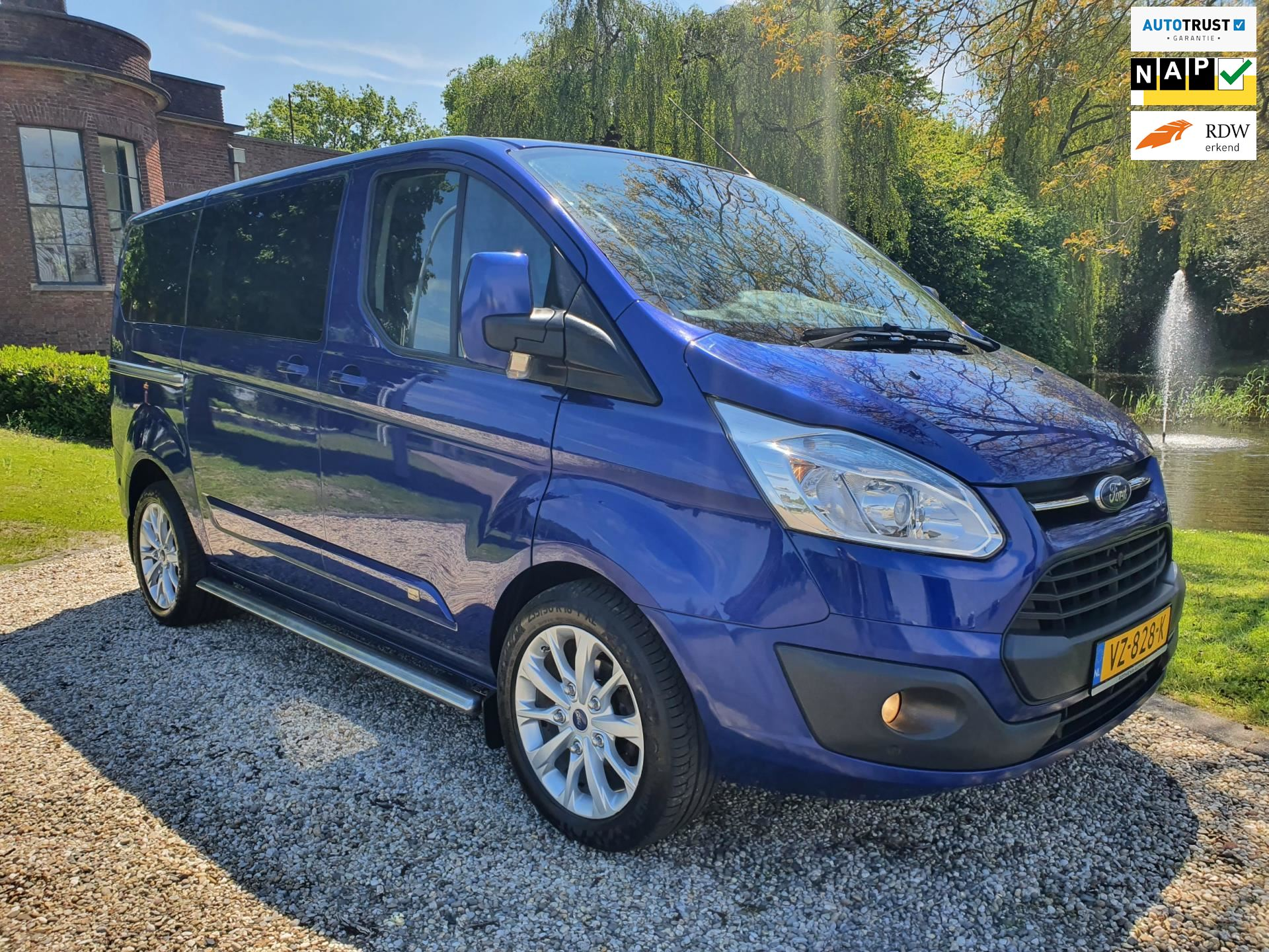 Ford Transit Custom occasion - Andreas Auto's