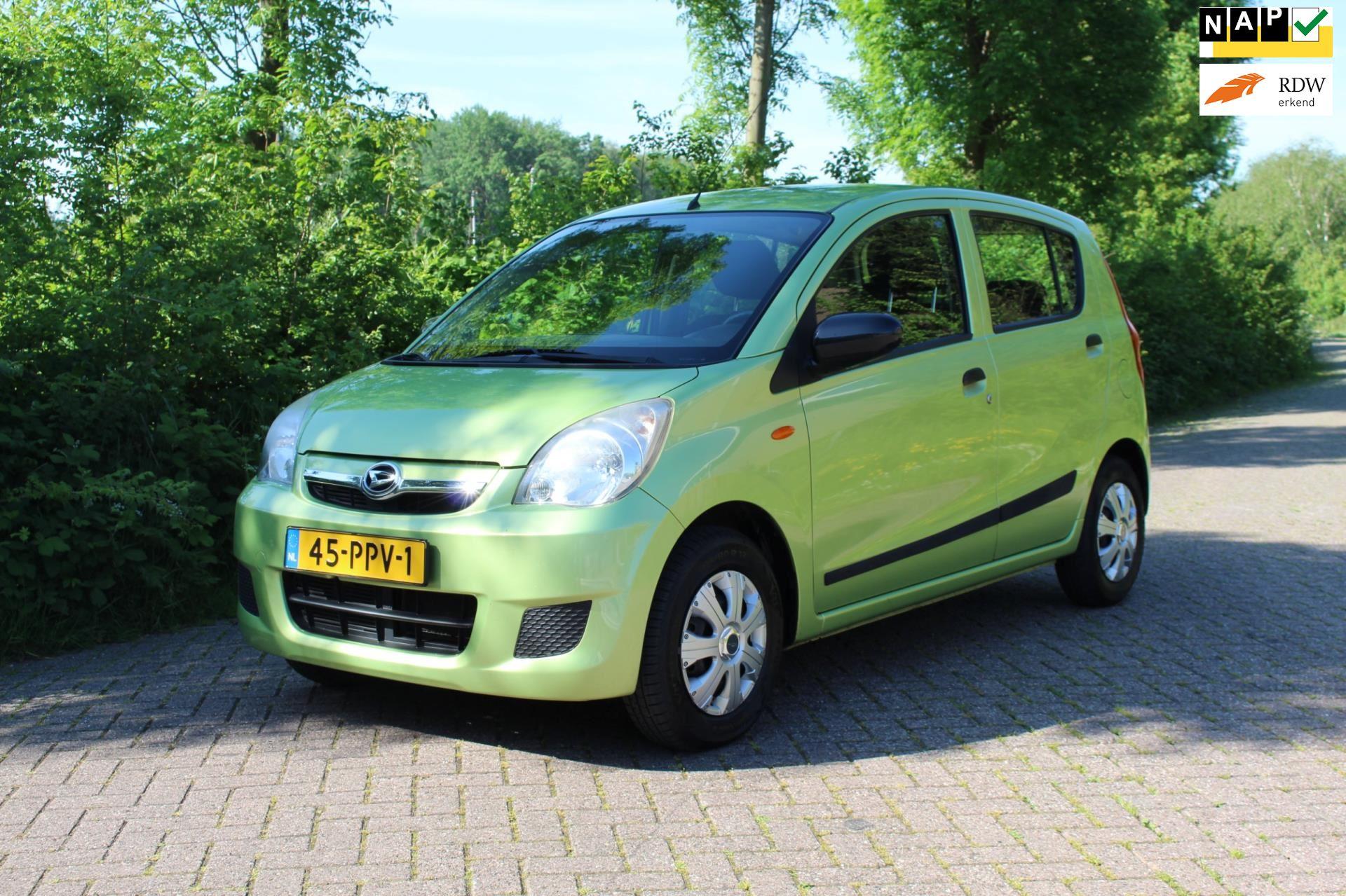 Daihatsu Cuore occasion - Van Vliet Auto's