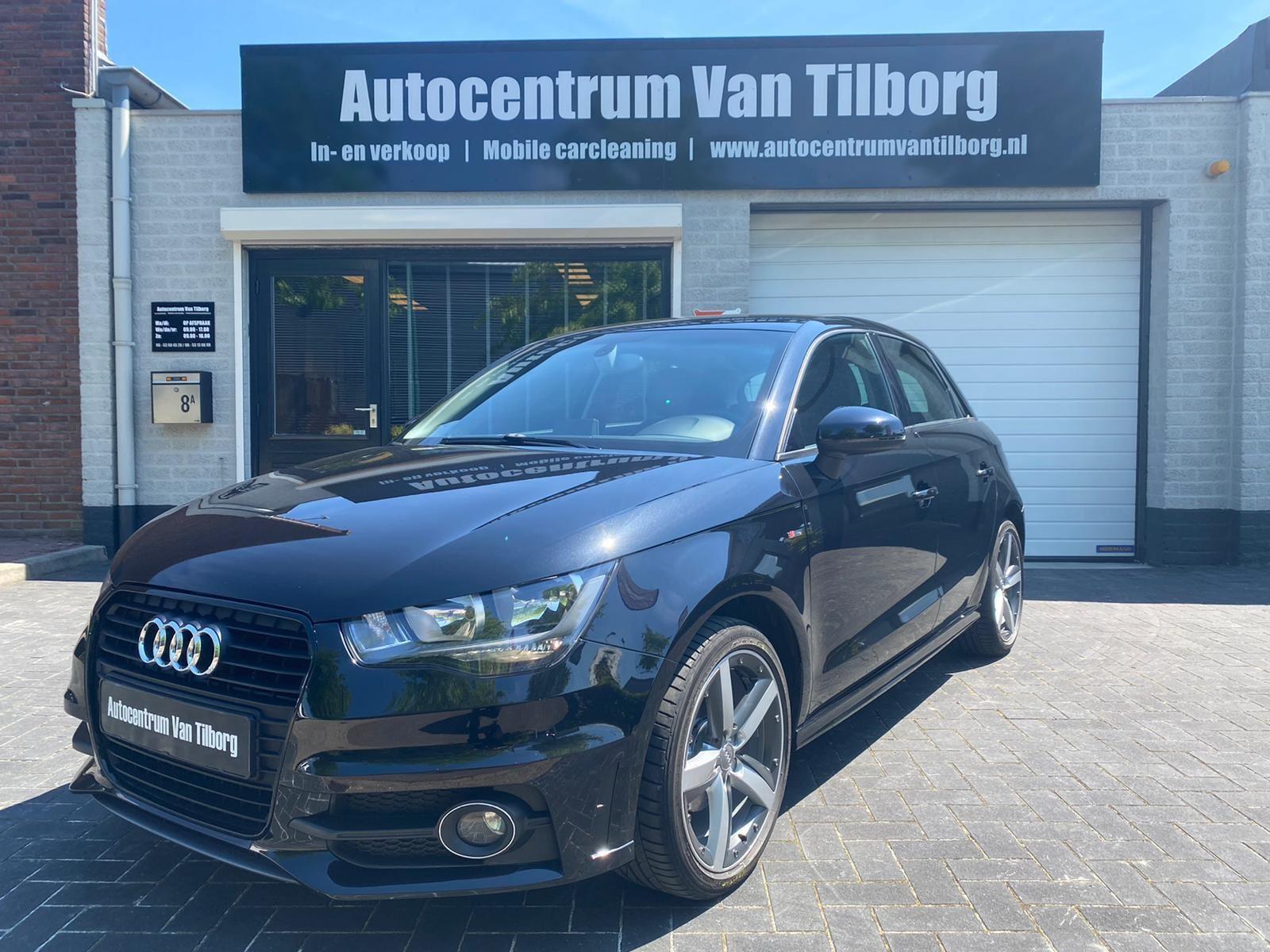 Audi A1 Sportback occasion - Autocentrum van Tilborg