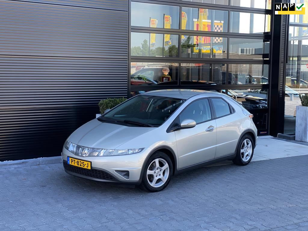 Honda Civic occasion - Pitstop Car Trading