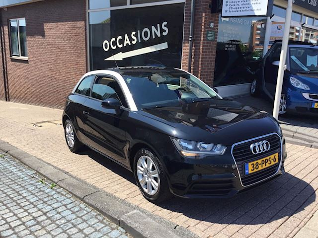 Audi A1 1.4 TFSI 119g. Attraction Pro Line automaat