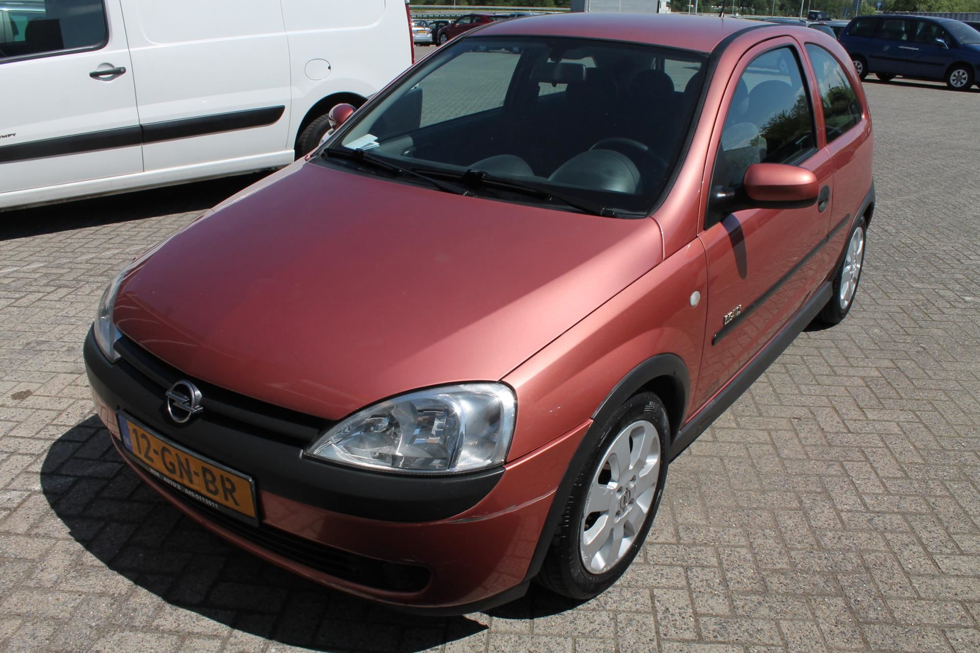 Opel Corsa occasion - WSR Transport