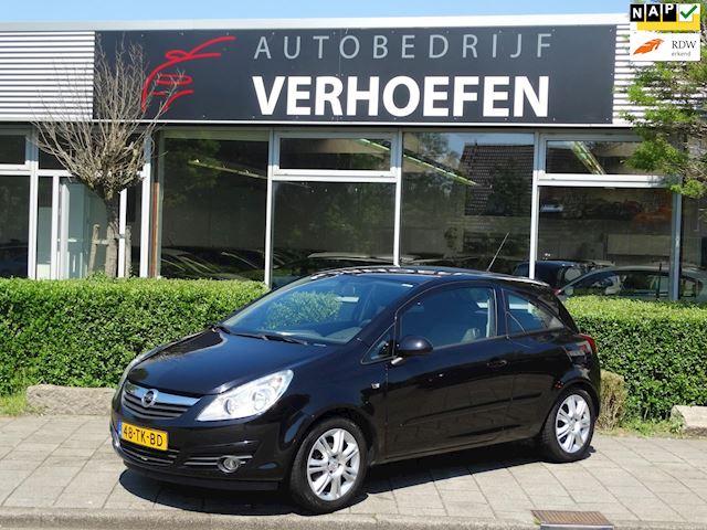 Opel Corsa 1.2-16V Enjoy - AIRCO - ELEKTR RAMEN / SPIEGELS - MULTI STUUR - NAP KM STAND