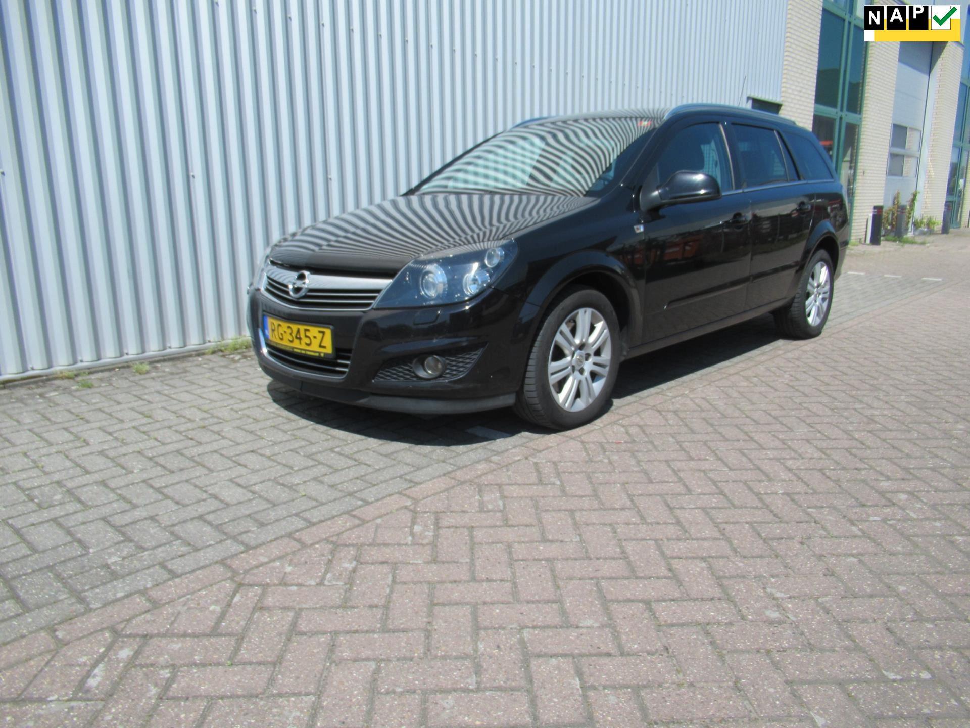 Opel Astra Wagon occasion - Autobedrijf Maasdijk