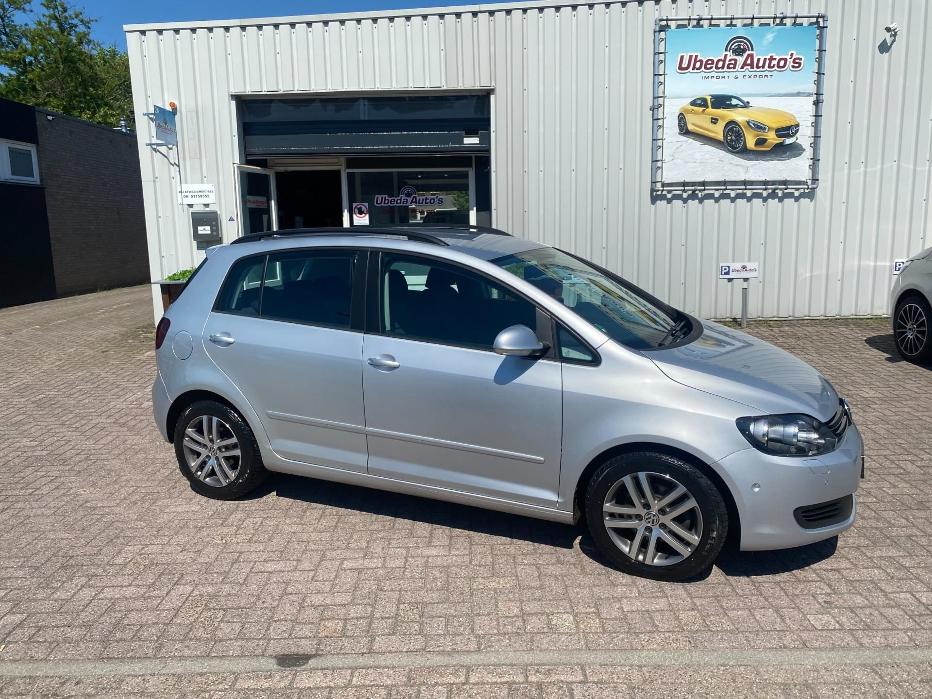 Volkswagen Golf Plus occasion - Ubeda Auto's