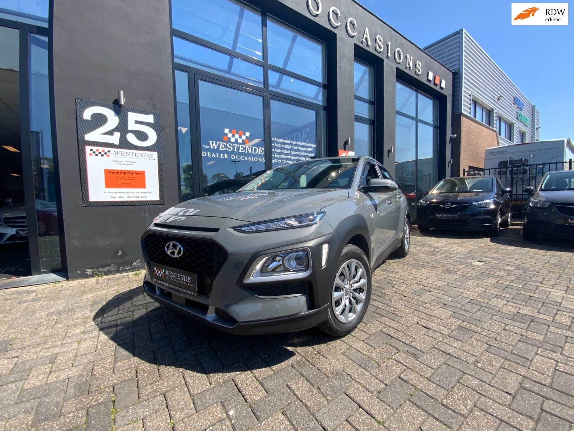 Hyundai Kona occasion - Van Westende Dealeroccasions