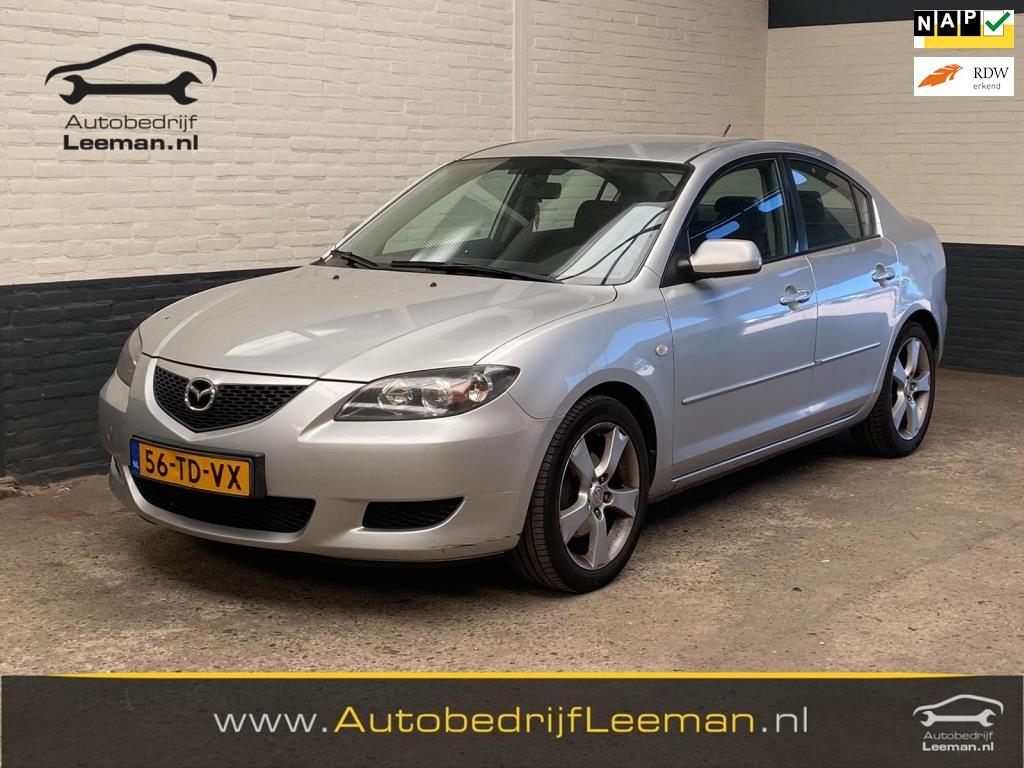 Mazda 3 occasion - Autobedrijf L. Leeman