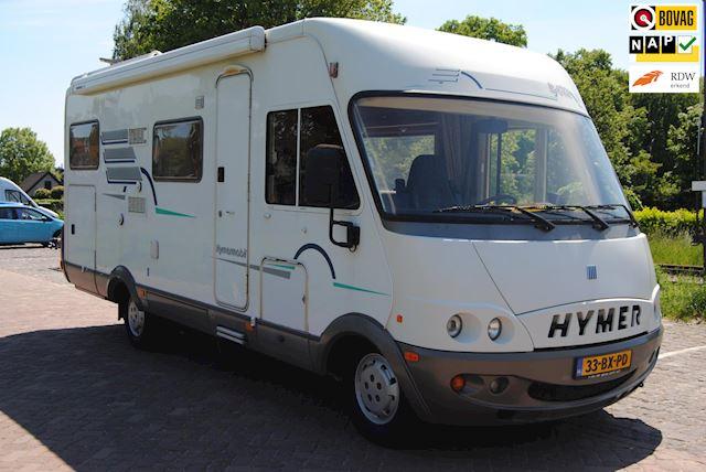 Fiat 230 2.8 JTD Hymer camper - zeer netjes - 1e eigenaar