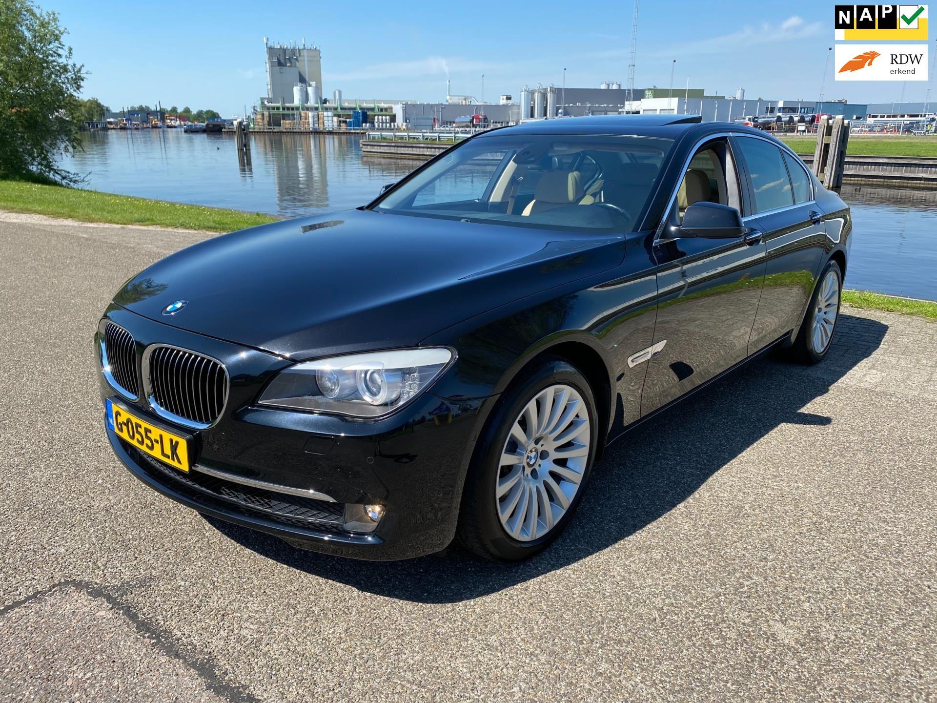 BMW 7-serie occasion - Autoplein Nijkerk