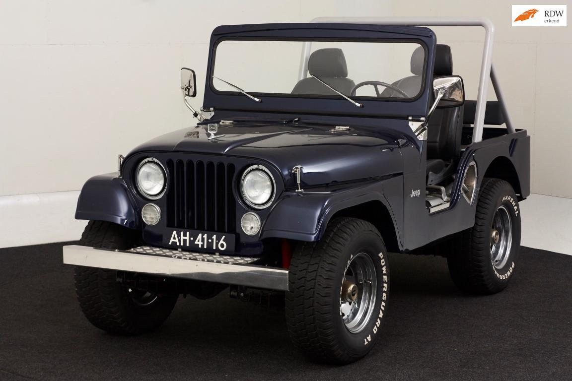Jeep Nekaf occasion - Mettler B.V.