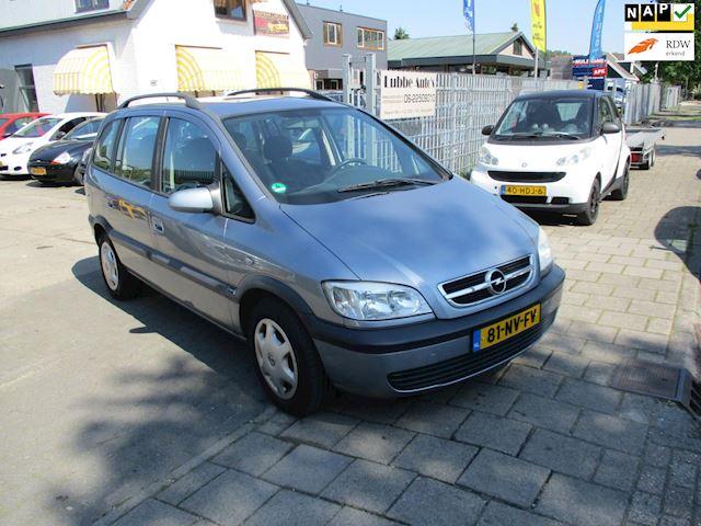 Opel Zafira 1.6-16V Comfortline airco elek pak nap apk