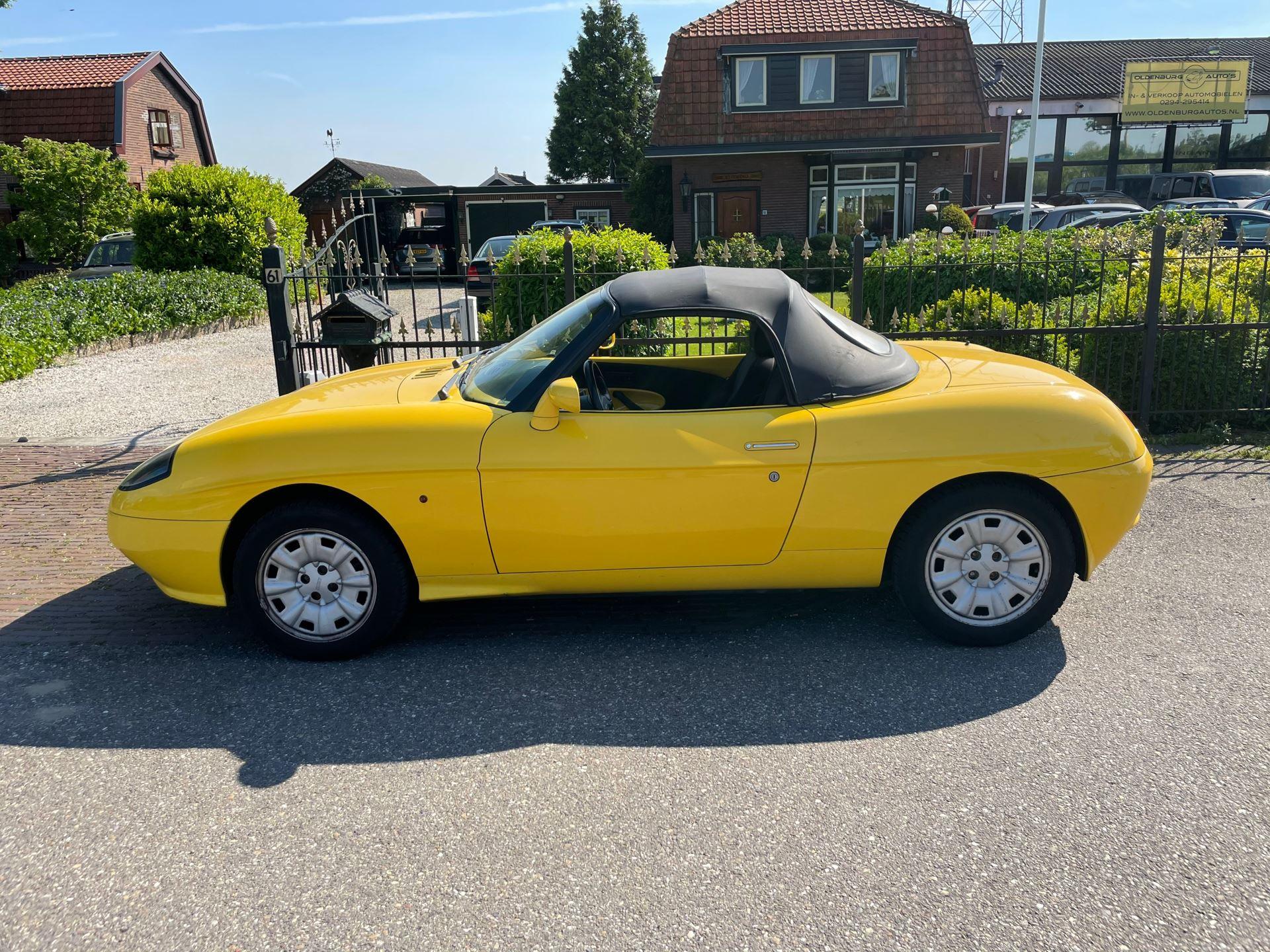 Fiat Barchetta occasion - R. Oldenburg Auto's