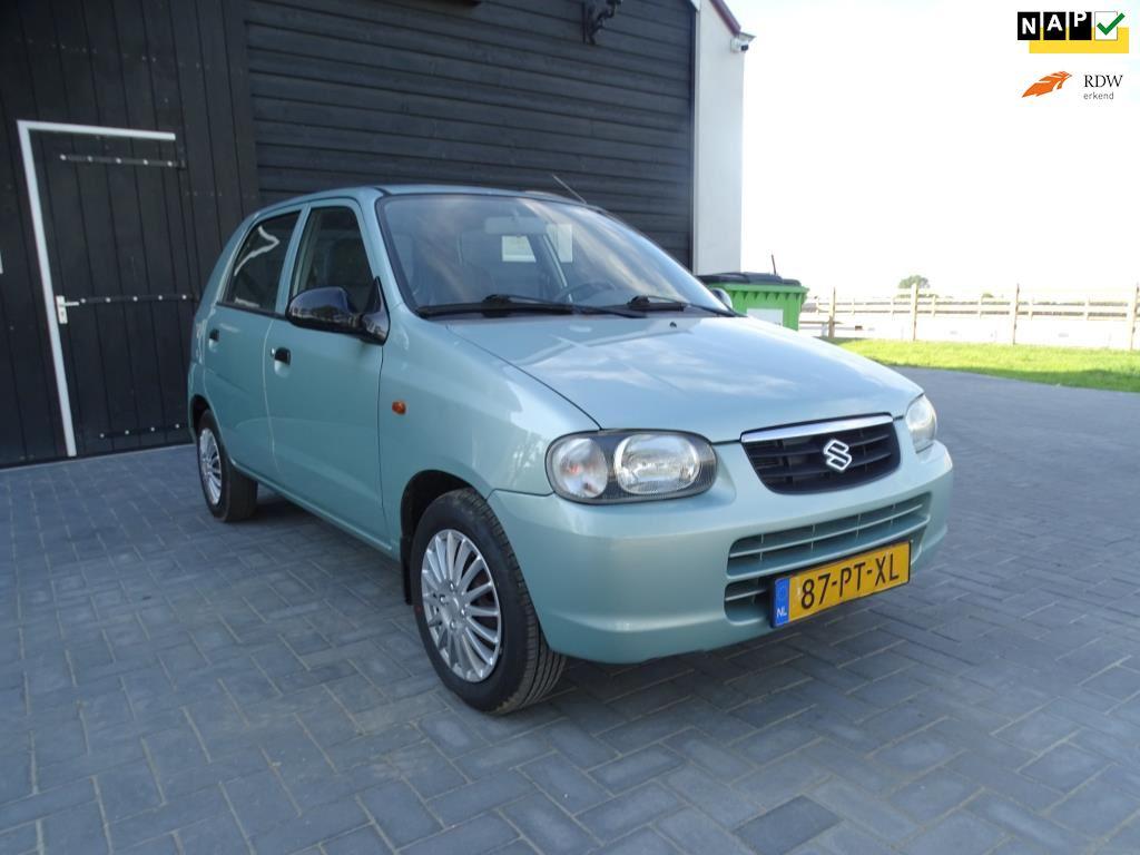 Suzuki Alto occasion - Calimero Cars
