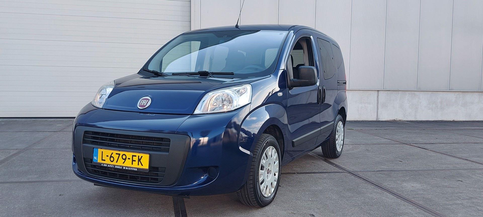 Fiat Qubo occasion - H. Kok Auto's