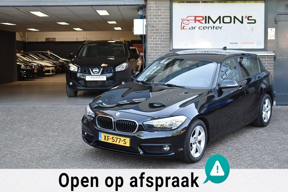 BMW 1-serie occasion - Rimons Car Center
