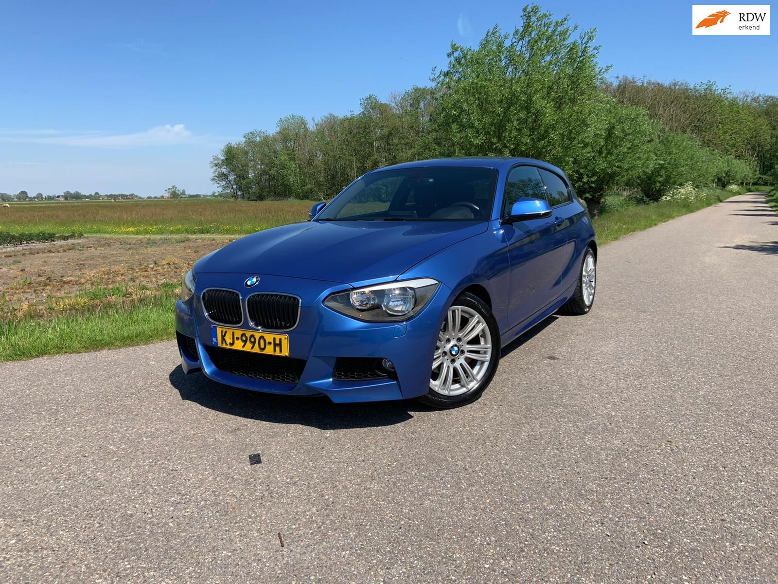 BMW 1-serie occasion - Favoriet Occasions