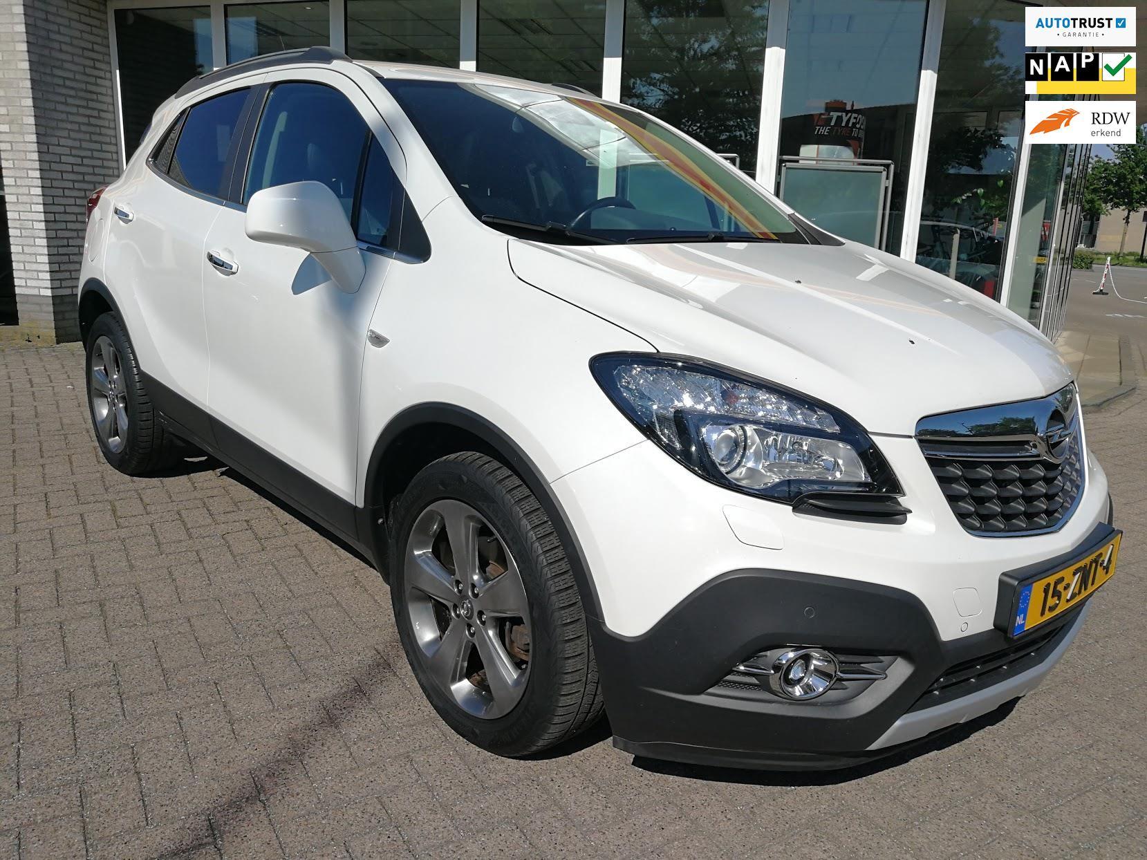 Opel Mokka occasion - Profit Auto Service V.O.F.