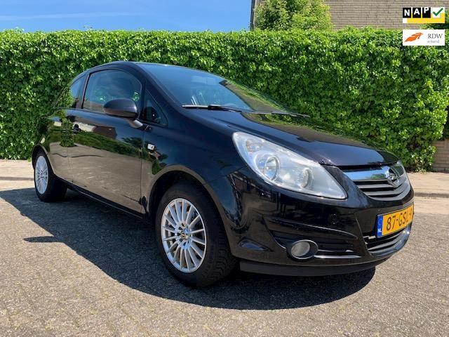 Opel Corsa 1.4 16V Enjoy airco - lm velgen - aux - isofix - cruise control - mistlampen