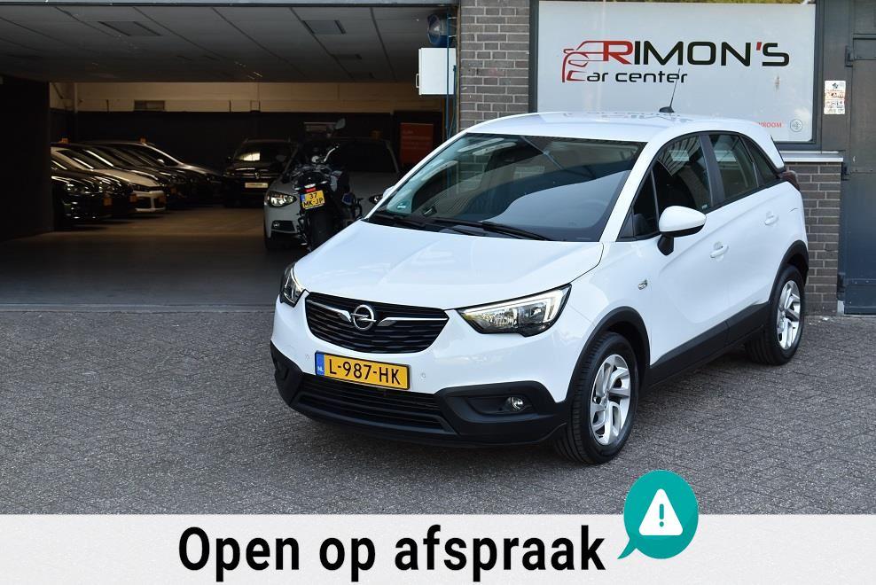 Opel Crossland X occasion - Rimons Car Center