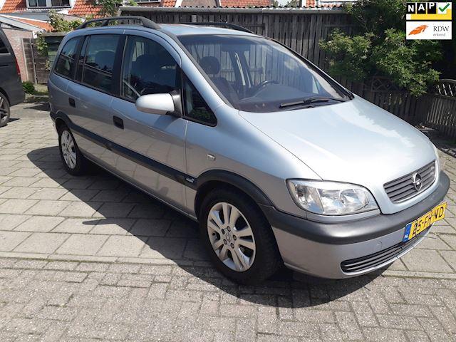 Opel Zafira 1.8-16V Elegance goed  onderhouden rijdt perfect nieuwe apk